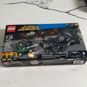 NIB Interception of Lego Super Heroes 2016  76045